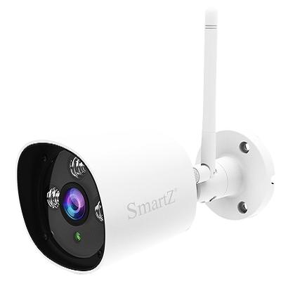 Camera IP Wifi SmartZ SCF1025.3 Ngoài Trời Full HD 1080P