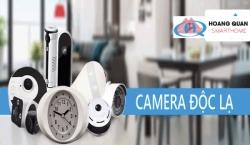 Lắp đặt camera ngụy trang, camera mini, độc lạ tại Đà Nẵng