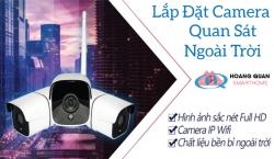 Lựa chọn mua camera Smartz nào để lắp đặt quan sát ngoài trời tại HQ.Smarthome