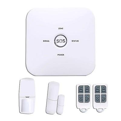 Bộ Báo Động Chống Trộm Qua Sim ĐTDĐ GSM GS03
