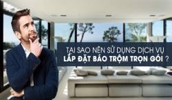 Lắp đặt báo động chống trộm cho gia đình, cửa hàng giá rẻ chất lượng tại Đà Nẵng, Quảng Nam