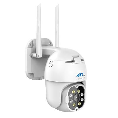 Camera 4G Wifi Ngoài Trời SmartZ IS11.4G Phát Hiện Con Người Thông Minh