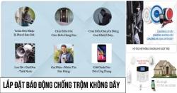 Lắp đặt hệ thống báo động chống trộm không dây tại Đà Nẵng